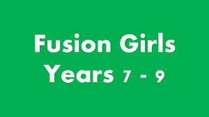 New: Activities for Girls Years 7 – 9