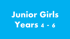 New: Activities for Girls in Years 4 – 6